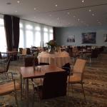 Restaurant und Frühstücksraum
