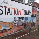 Station Tours are available