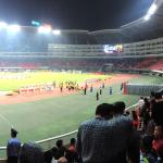 China vs Ecuador He Long Stadium Oct 2014