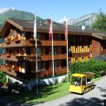 Hotel Bellevue Wengen Sommer