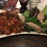Squid alla provencal