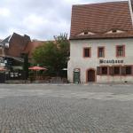 Brauhaus mit Biergarten