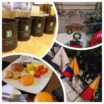 This was in December 2014: grounds, room, lobby and breakfast