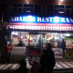 Adarsh Restaurant entry