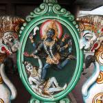 Kali Maa and Shiva at Ram Mandir, Bhubaneswar