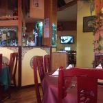 Lovely restaurant, a credit to Lerwick, Shetlands