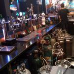 many kinds of draft beers
