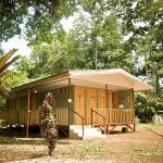 Private cabins from $ 35 per night