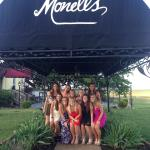 Vanderbilt Graduation Dinner for 40 Grads and Families at Monells