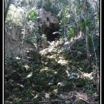 "An active cave system you pass during the hike known as the ""Son of Chapat""."