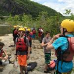 Fun Rafting trip with our Boy Scout troop. Fun, friendly and knowledgeable guides!