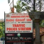 Neel Sagar is nearby Madikeri Trafic Police Station