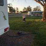 Longford Riverside Caravan Park Photo