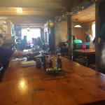 Brown Burro Cafe Foto