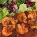 Shrimp appetizer - so good!!