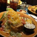 Chicken Chimichanga