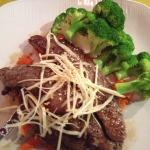 Grilled beef Siam