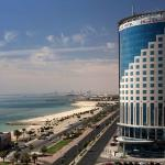 Plage hotel kuwait located in prime location in Salmiya sea side