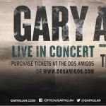 Gary Allan on September 22nd, 2016
