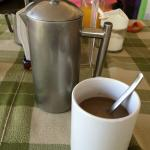 Great French press coffee
