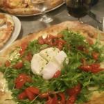 pizzas et vin