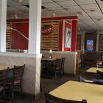 Dining Area at Fazoli's Sandusky