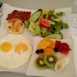 Anima full breakfast