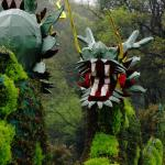 Dragon topiary 12 March