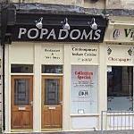 Popadoms. Probably Newport's busiest Curry House. Great food. They do a Collection Special for £