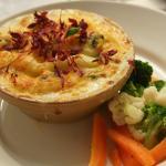 FishPie & Seasonal Vegetables