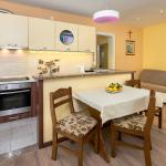 SUNCE kitchen with living room