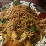 Pad thai for the win