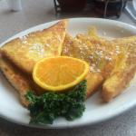 Bob's Special and two Slice French Toast.
