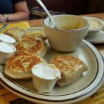 Real Polish pirogies. Potato and cheese.