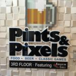 Foto Pints & Pixels