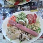 Salade anglaise