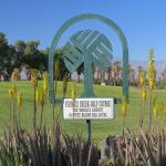 Furnace Creek Golf Course Foto