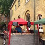 Partridges Food Market Foto