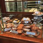 Bouchon pasteries - we get them in our room every morning:)
