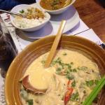 Thai Aubergine Foto