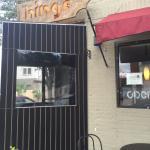 Entrance to Hinge