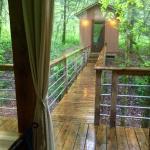 Balcony - Candlewood Cabins Photo