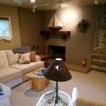 Dogwood Suite living area