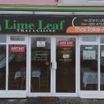 Lime Leaf Foto