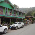 Photo de Phetsokxai Hotel Pakbeng