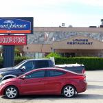 Foto de Howard Johnson Inn Enderby