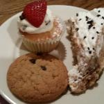 Mother's Day Brunch Desserts May 2016