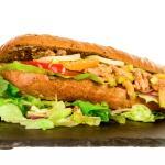Thessaloniki sandwich