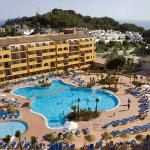 vista panoramica del hotel
