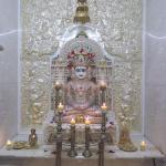 Jain temple - main idol